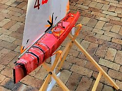 IOM radio-control racing yacht for sale