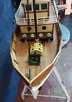 Sea Star tugboat for sale