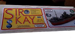 Caldercraft Sir Kay Model Boat Kit for Sale