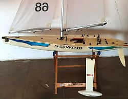 SeaWind RC Yacht For Sale
